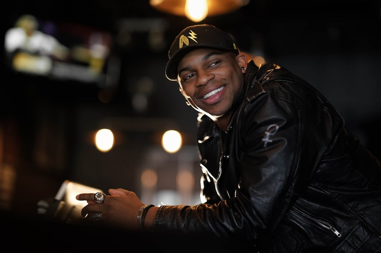 Star Jimmie Allen Loves His Ford F 150 1