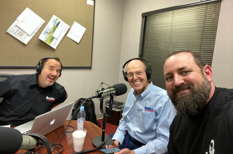 Gale Banks: The Truck Show Podcast, Episode 104