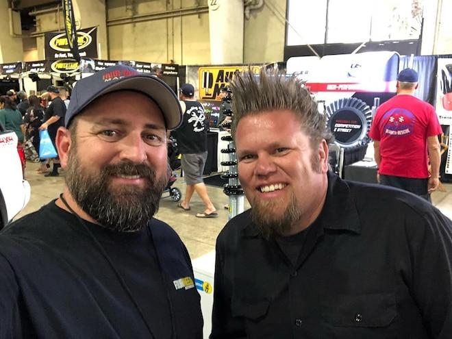 Truck Show Podcast Episode 86 Ian Johnson