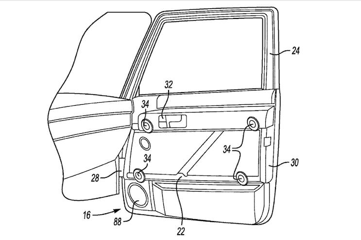 002 Ford Bronco 2021 Patent Feb