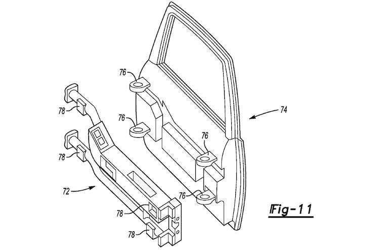 004 Ford Bronco 2021 Patent Feb