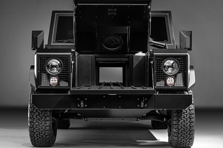 005 Bollinger B1 And B2 Electric Truck And Suv