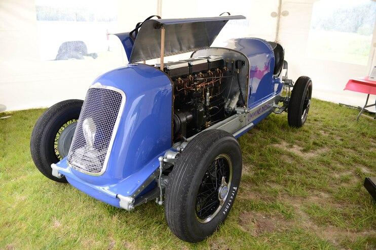 005 Cummins Engines 100 Year History Duesenberg Indy Race Car