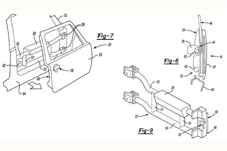 005 Ford Bronco 2021 Patent Feb