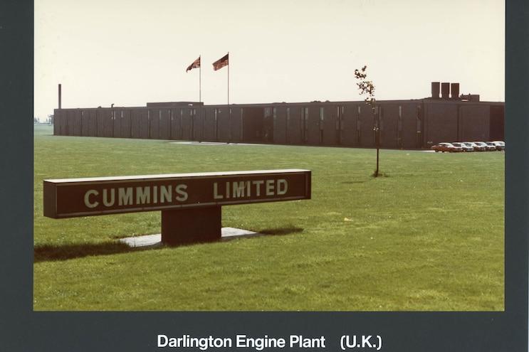 009 Cummins Engines 100 Year History Darlington