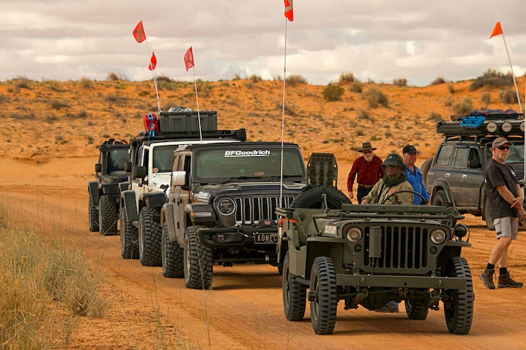 010 East To West Australia Jeep Adventure