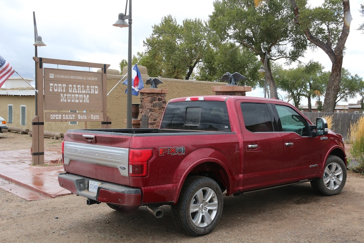 012 Mexican Land Grands Overland Ford F150 Diesel Adventure