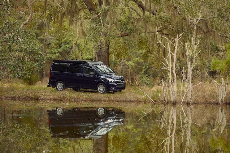 013 2020 Mercedes Benz Metris Weekender Camper Van