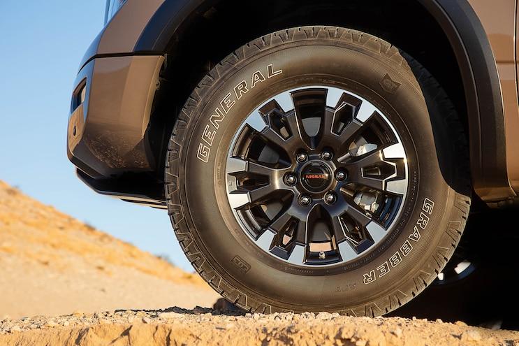 017 2020 Nissan Titan Pro 4x First Drive