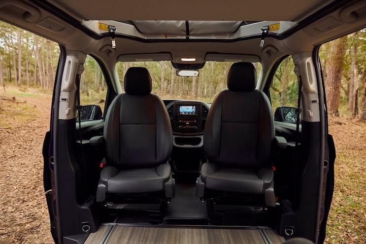 019 2020 Mercedes Benz Metris Weekender Camper Van