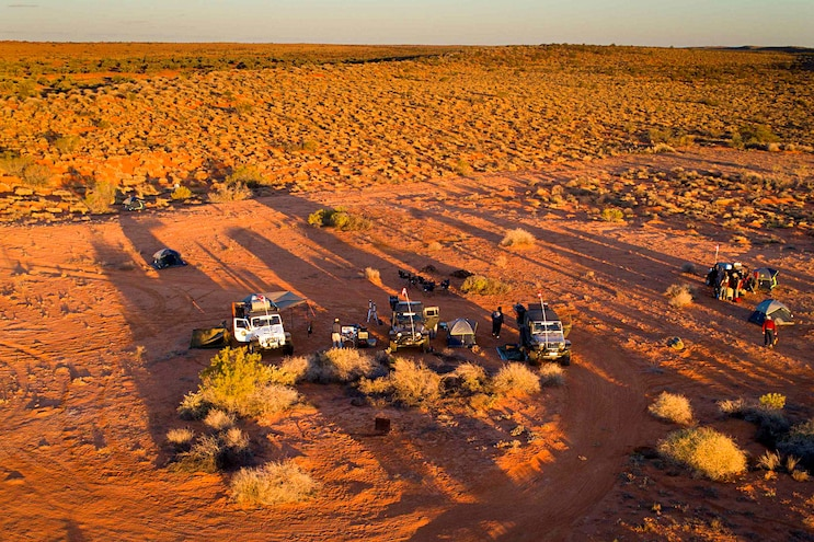 021 East To West Australia Jeep Adventure