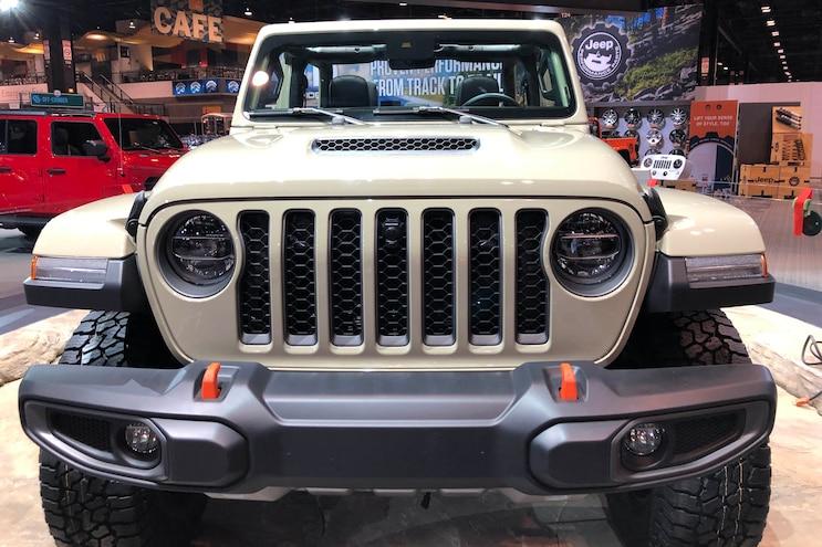022 2020 Jeep Gladiator Mojave