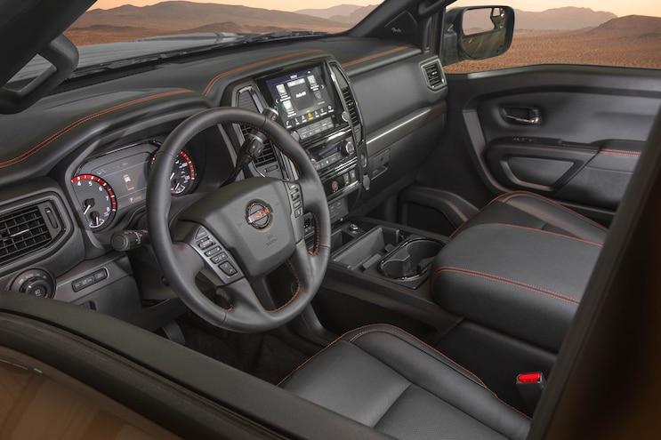 022 2020 Nissan Titan Pro 4x First Drive