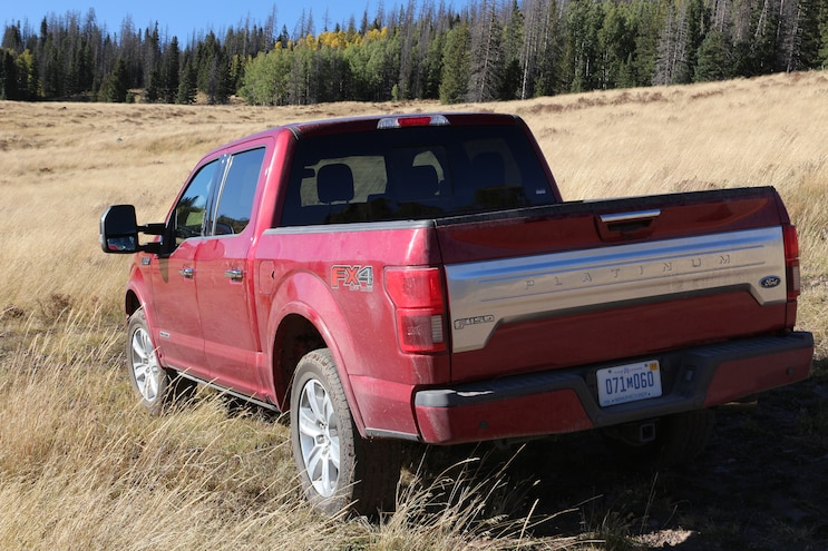 022 Mexican Land Grands Overland Ford F150 Diesel Adventure