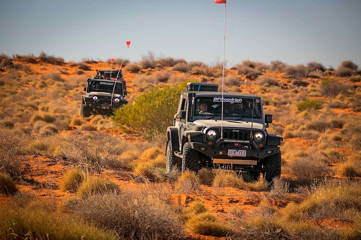 025 East To West Australia Jeep Adventure