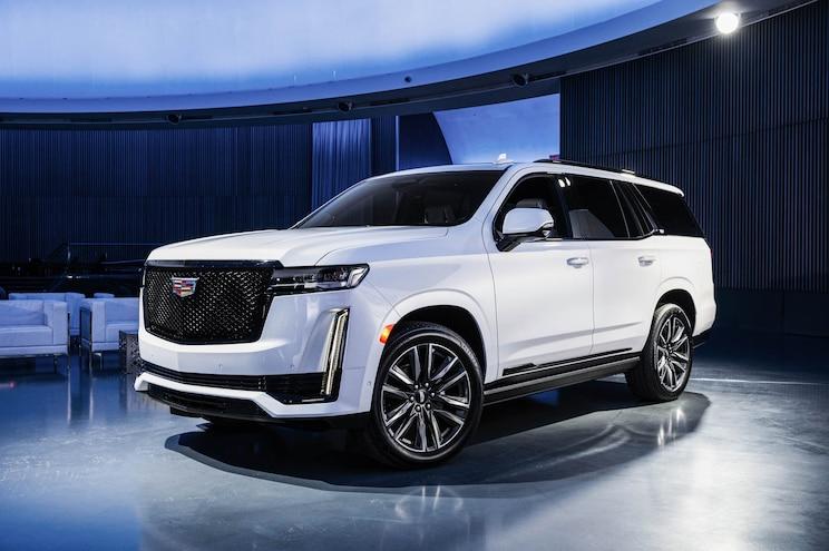 1 2021 Cadillac Escalade First Look