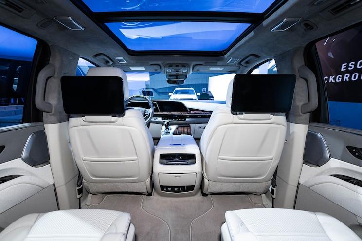 100 2021 Cadillac Escalade First Look