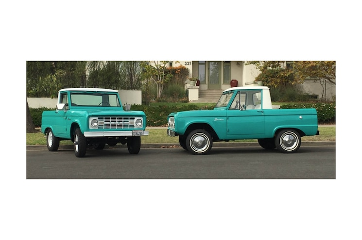 1966 Ford Bronco His And Hers For Sale 02