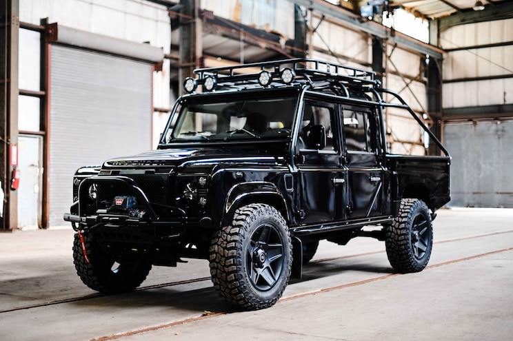 1992 Land Rover Defender: Five Things We Love About Osprey's Restomod Builds