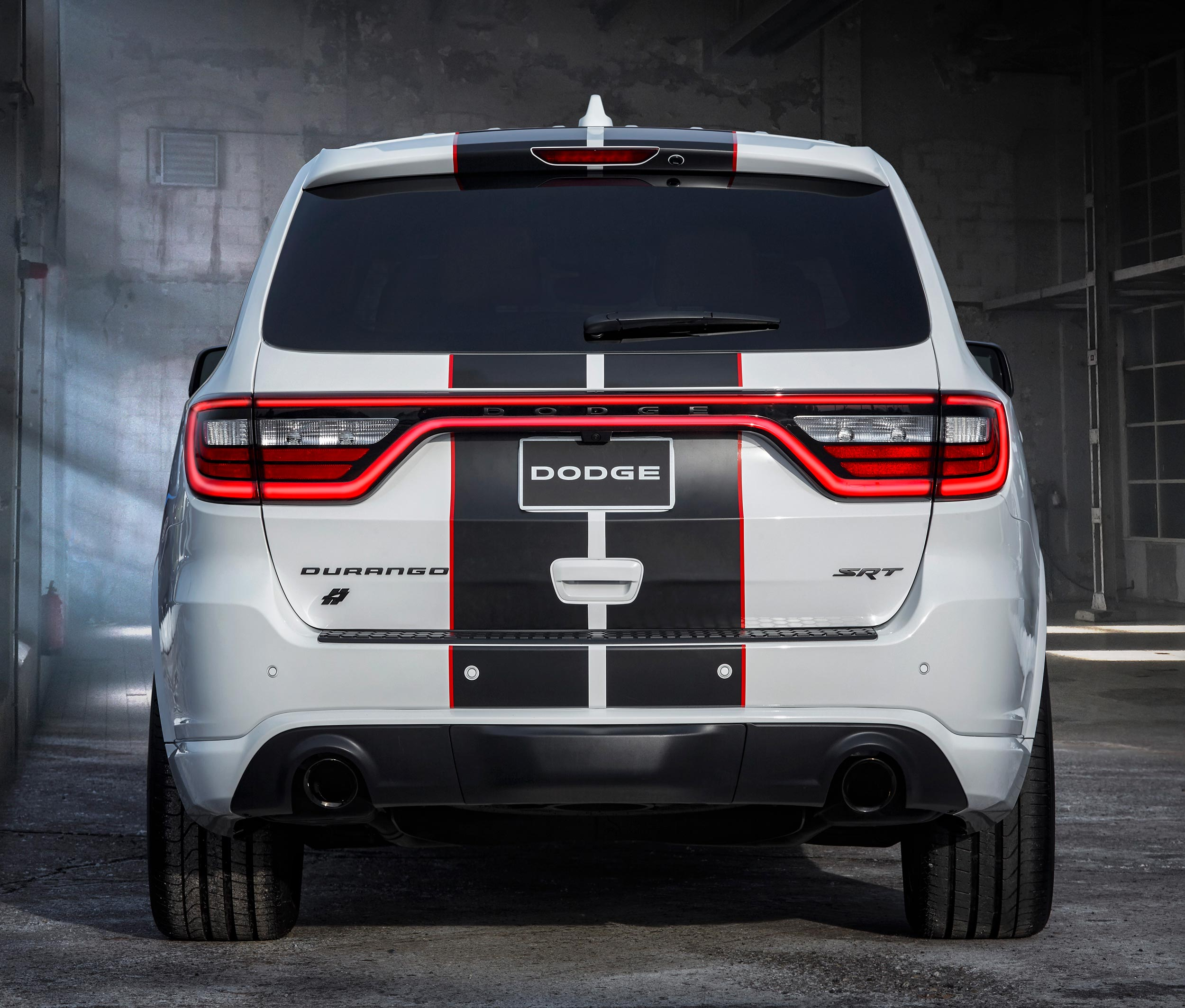 2020 Dodge Durango Srt Appearance Packages Because Stripes Make You Faster Probably