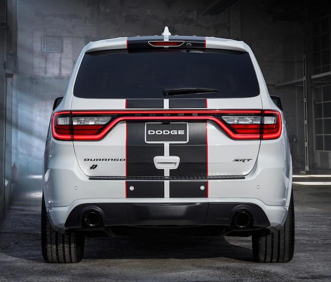 2020 Dodge Durango SRT Redline Stripe 1 Rear