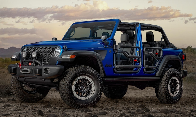 2020 Jeep Wrangler JPP 20 Limited Edition: Accessorized to the Max!