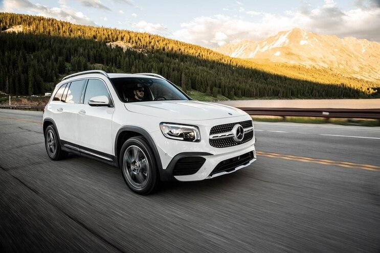 2020 Mercedes-Benz GLB First Drive