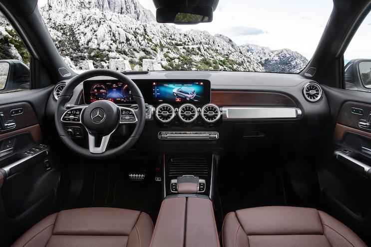 2020 Mercedes Benz Glb 250 Interior 09