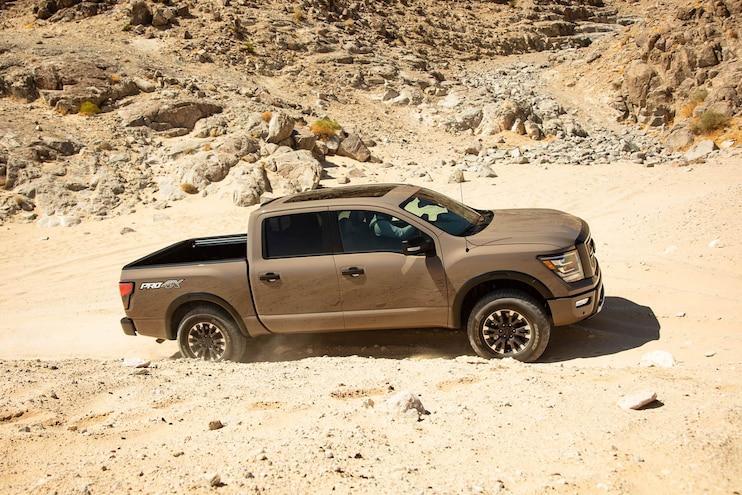2020 Nissan Titan PRO-4X First Drive Review