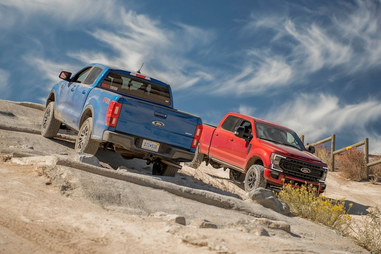2020 Pickup Truck of the Year: How We Test