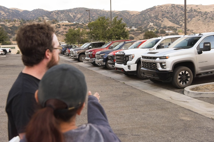 2020 Pickup Truck Of The Year How We Test 8