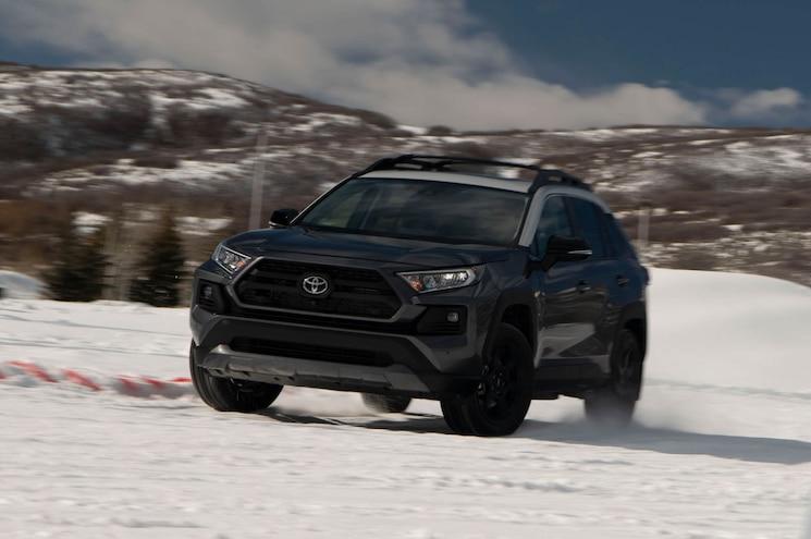 2020 Toyota Rav4 Trd Off Road Snowcross 04