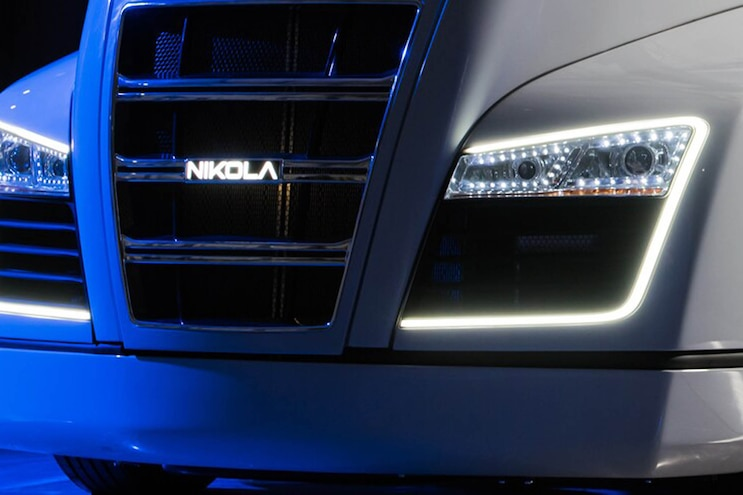 2021 Nikola Badger Nikola Semi Truck 8