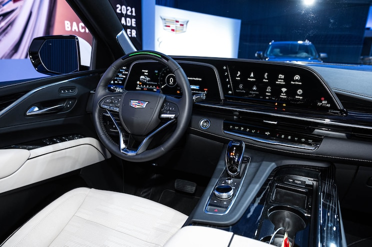 8 2021 Cadillac Escalade First Look