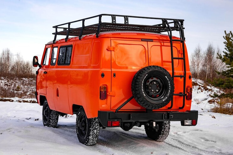 UAZ SGR Combi Expedition 7