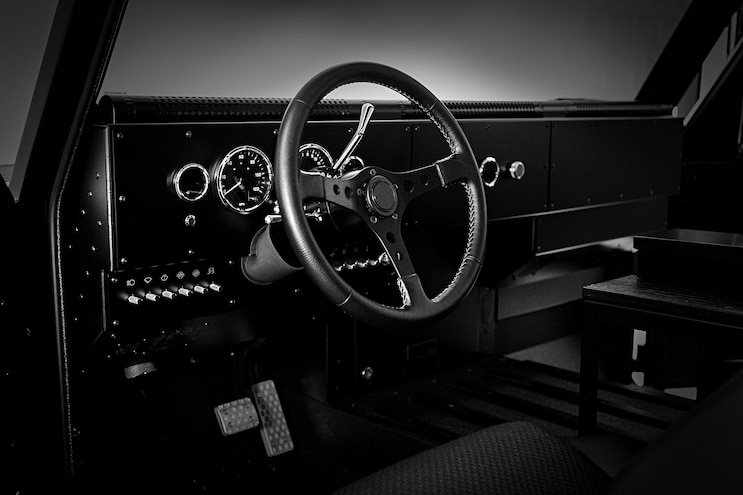 Bollinger B1 And B2 Electric Truck And Suv Interior