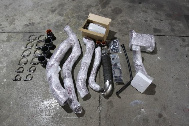 Installing Edelbrock 6 6l Duramax Cylinder Heads 44