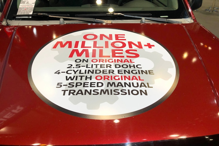 Million Mile Truck Worth 006