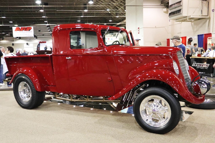 Top Trucks of the 2020 Grand National Roadster Show