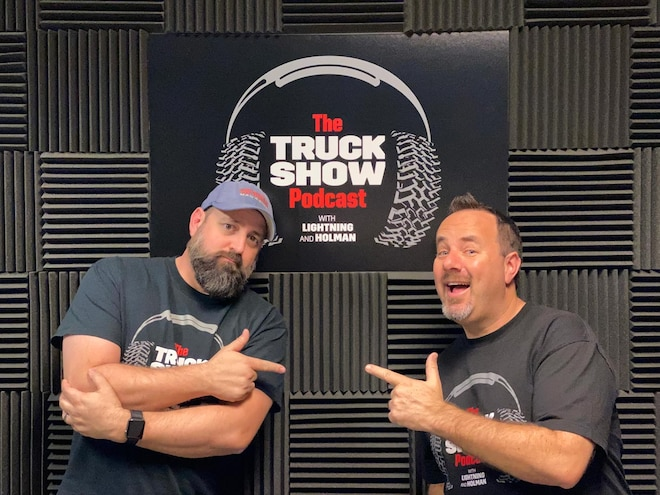 The Truck Show Podcast, Episode 110: 200hp Roxor!