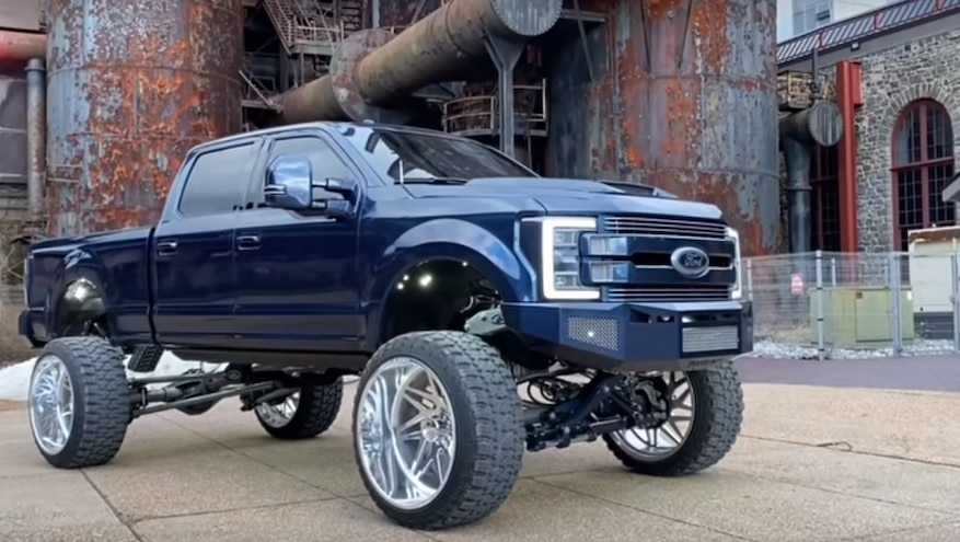 Whistlindiesel Youtube Ford Super Duty F350 Any Level Lift 11