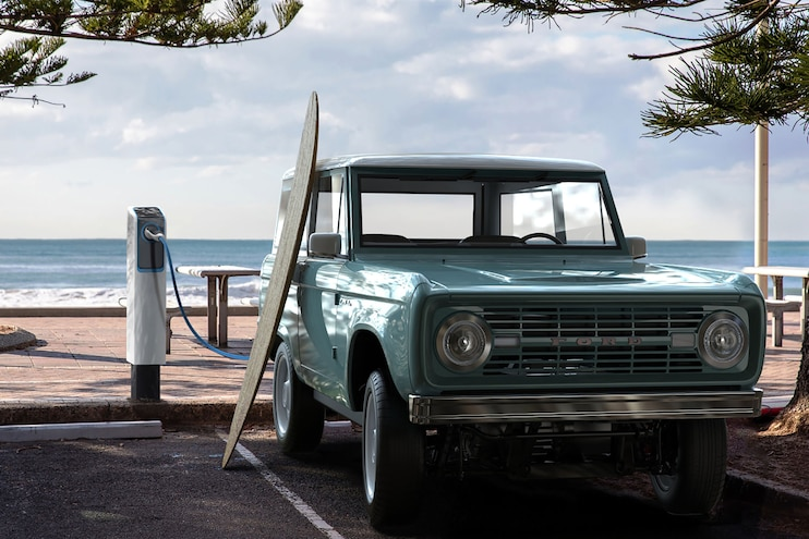 All-Electric Ford Bronco Restomod from Zero Labs