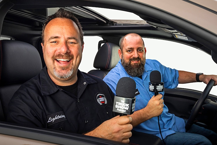 002 The Truck Show Podcast Nissanisode