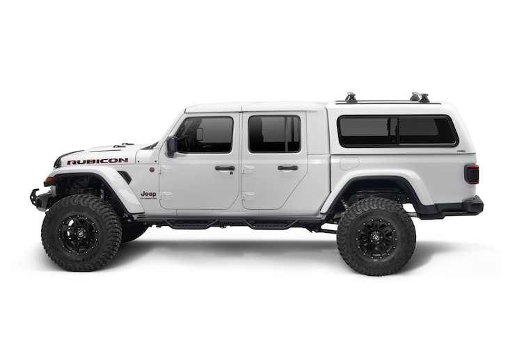 A R E S Cx Classic Top For The 2020 Jeep Gladiator S Bed