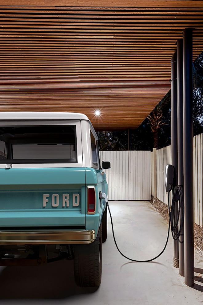 005 Zero Labs Ev Bronco Charging
