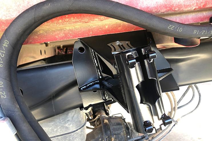 006 Icon Vehicle Dynamics Raptor Bump Stop Kit