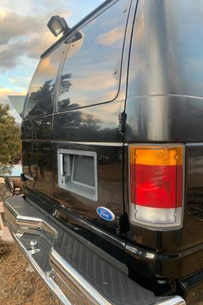 008 Buy It Now 1994 Ford E 350