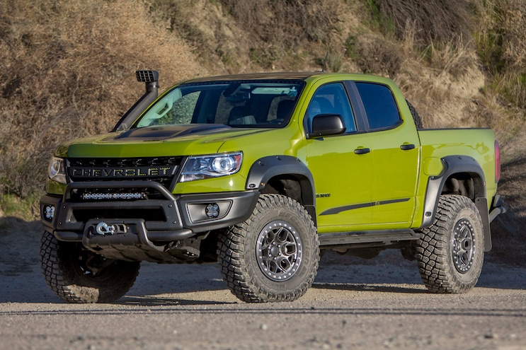 2020 AEV Chevy Colorado ZR2 Bison: First Drive