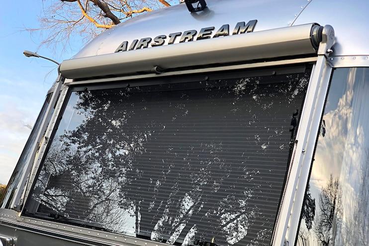 014 Airstream Classic Trailer Roadtrip Adventure