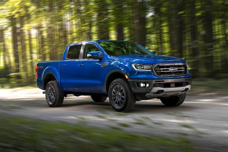 028 Best Four Cylinder Trucks 2020 Ford Ranger